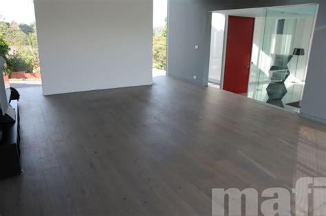 Modern Tile Bathrooms by Timber Floors I Oak I Country Brushed Grey Oil I Mafi