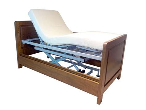 letto disabili letto per disabili con barre di protezione anticaduta a