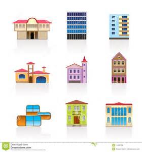 different styles of homes kinds of house clipart clipartsgram com