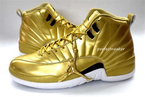 Air Gold air 12 gold