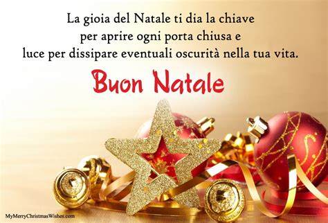 merry christmas  italian language buon natale images wishes quotes