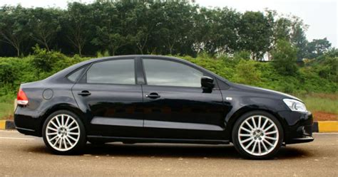 volkswagen vento black modified polo volkswagen