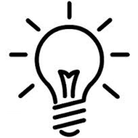 Light Bulb Outline Clip by Lightbulb Outline Clipart Panda Free Clipart Images