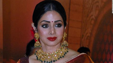 bollywood actress and actor age sridevi beloved bollywood actress dead at 54 cnn