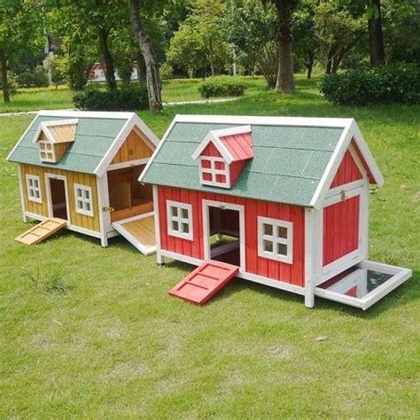 pollai da giardino pollaio in legno modello quot amburgo quot il verde mondo