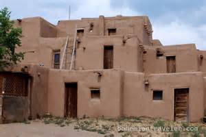 New Mexico House Into Enchanting New Mexico From The North