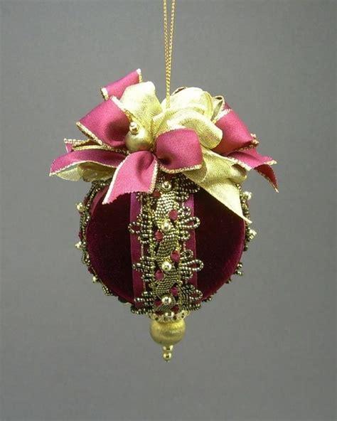 victorian beaded ornaments handmade victorian style