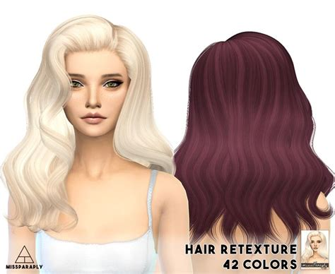 sims 4 cc hair 141 best sims 4 hair images on pinterest sims hair sims