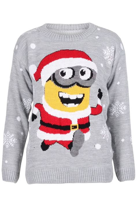 knitting pattern minion jumper 17 best christmas jumpers images on pinterest christmas