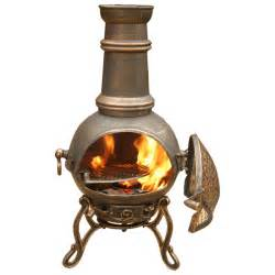 Which Chiminea Pit Outdoor D 233 Cor Accessory Outdoortheme