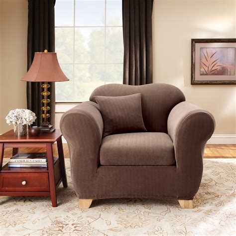 Living Room Chair Cushions Living Room Armless Chair Slipcovers Peenmedia