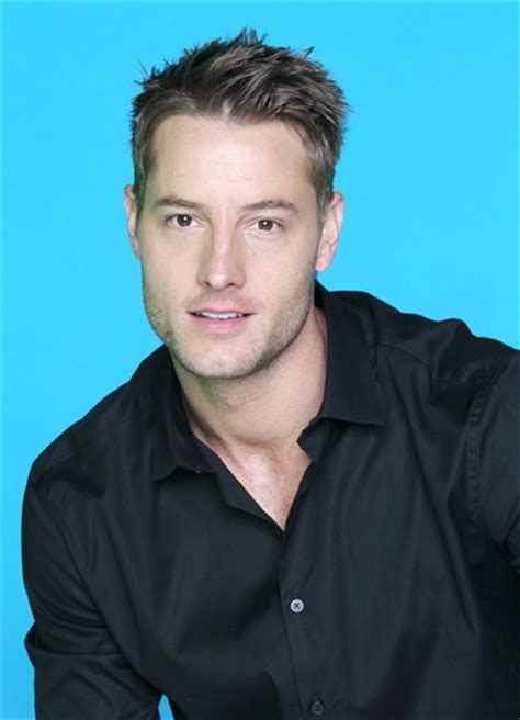 young and the restless star justin hartley to adam newman justin hartley archives soap opera digest