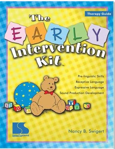 raising successful children prevention and intervention strategies books early intervention kit teaching guide activities book