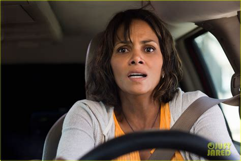 Halle Gets by Halle Berry S Gets Taken In Trailer