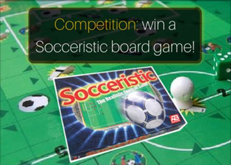 Competition Win A Copy Of In Aprons By Alex Mattis by Copy Of Competition Win A Socceristic Board