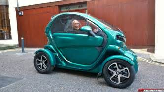 Renault Twizy Tuning Renault Twizy Upgraded By Bilstein Carz Tuning