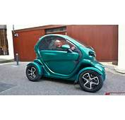 Renault Twizy Upgraded By Bilstein  Carz Tuning