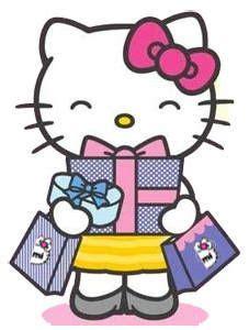 imagenes de hello kitty que brillen resultado de imagen para hello kitty dibujos pinterest