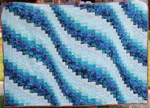 waves bargello quilt pattern by kristine hatch craftsy