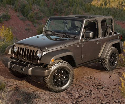 Jeep Wrsngler 2017 Jeep Wrangler Release Date Redesign And Interior