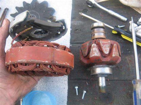 alternator diode stator rotor tester peachpartswiki refreshing the alternator