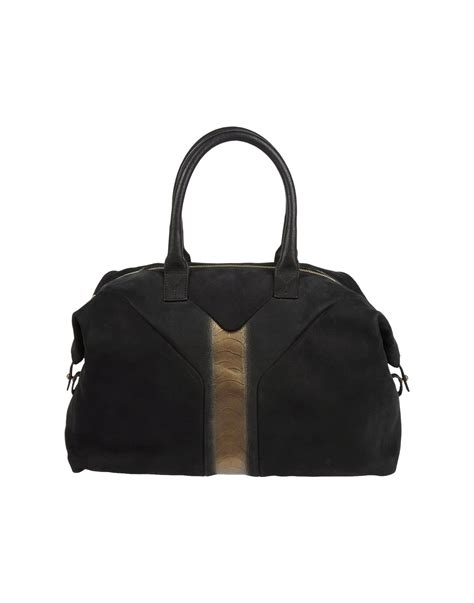 Guess Who Yves Laurent Rive Gauche Purse by Yves Laurent Rive Gauche Handbag In Black Lyst
