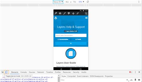 chrome mobile view how to test responsive or mobile views of your site