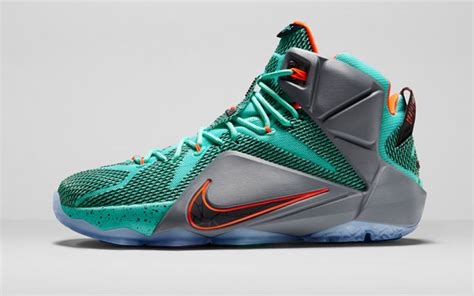 new lebron shoes for nike lebron unveil new lebron 12s line cbssports