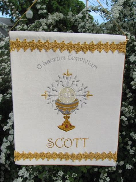 25 best ideas about first communion banner on pinterest