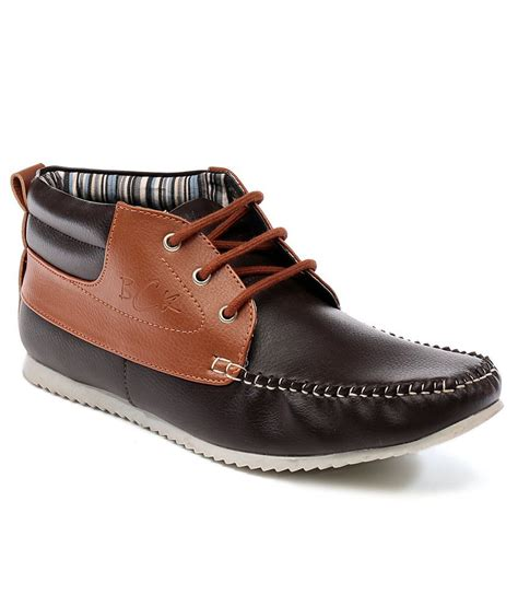 buy buckaroo tonio casual shoes for snapdeal