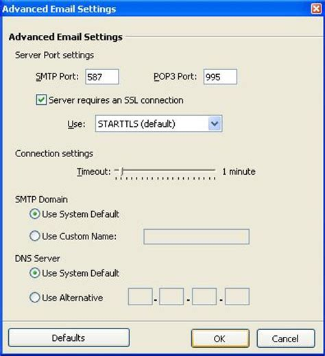 gmail smtp server port how to add smtp email settings in groupmail