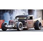 Elite Automotive Longwood  &187 Trend Of The Week Rat Rod