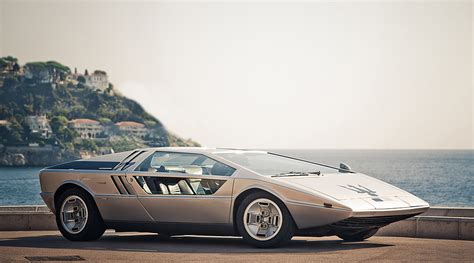 maserati boomerang the wedge the shape of things to come