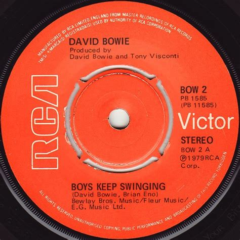 boys keep swinging david bowie boys keep swinging records lps vinyl and cds
