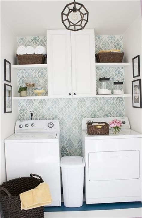 Decorating A Laundry Room On A Budget Laundry Room Inspiration Redecorate A Laundry Room On A Budget View Along The Way Home