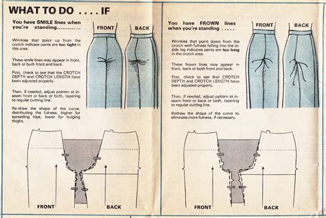pattern fitting cation designs sewing pants is easy