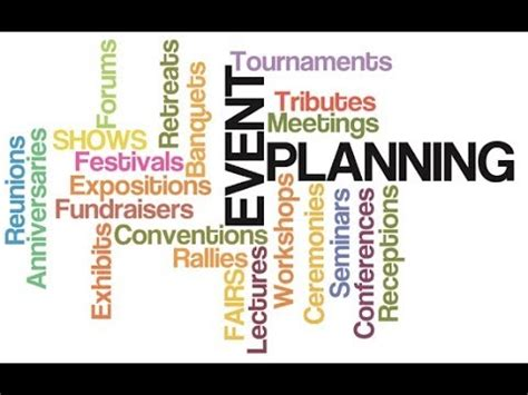 event organizing how to write an event planning proposal quote youtube