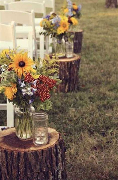 Backyard Country Wedding Ideas by 25 Diy Reclaimed Wood Projects For Your Homes Outdoor