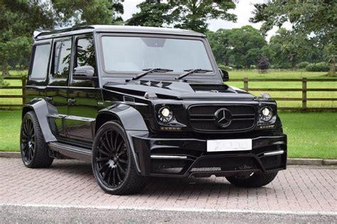 G Wagon Interior Parts Onyx G7 Wide Arch Kit Gwagenparts Com Mercedes G Class