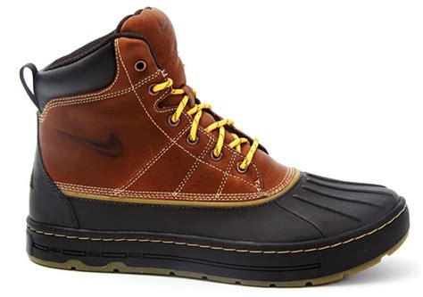 nike acg woodside boots for nike acg woodside boots fall 2010 highsnobiety