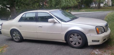 Cadillac 2001 For Sale by 2001 Cadillac Dts For Sale