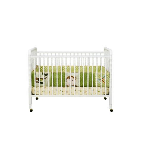 Davinci Jenny Lind 3 In 1 Stationary Convertible Crib White Davinci Lind 3 In 1 Convertible Crib White
