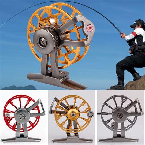Leo Gulungan Pancing Metal Fishing Spinning Reel 120m Leo Gulungan Pancing Metal Fishing Spinning Reel 120m Golden Jakartanotebook