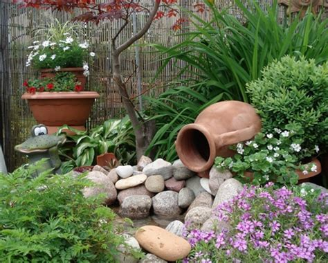 Corner Garden by Lovely Garden Corner Flowers Nature Background