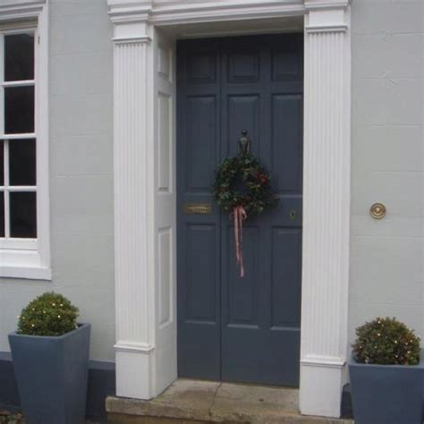 Farrow Ball Door In Downpipe Colours Pinterest Farrow And Front Door Colours