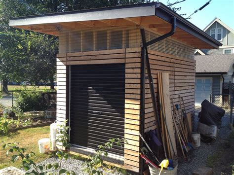 Cool Shed #1: East Vancouver Shed Westcoast Outbuildings