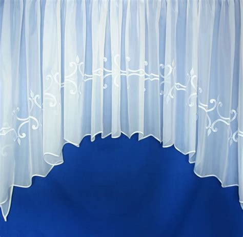 jardiniere curtains uk regency white voile jardiniere net curtain 2 curtains