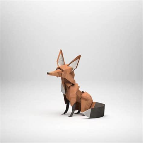 3d Origami Sculptures - 3d paper sculptures by kool