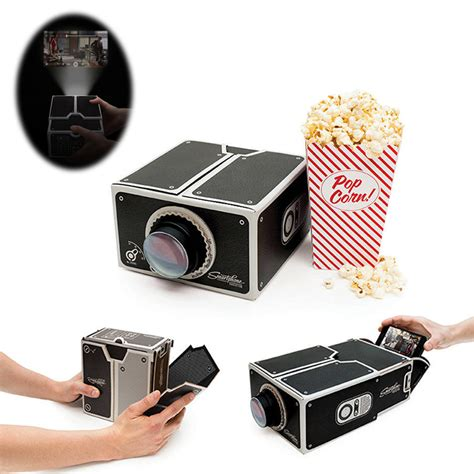 new year gift for toddler diy home entertainment cinema projectors mobile smartphone