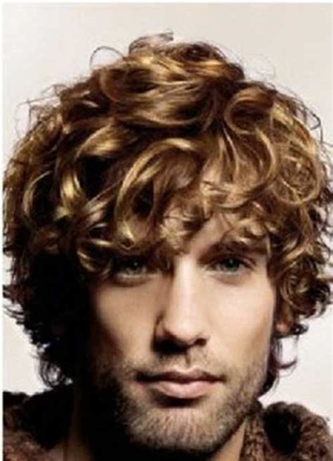 mens haircuts blonde curly 10 mens hairstyles for thick curly hair mens hairstyles 2018